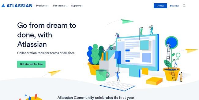 React Website development