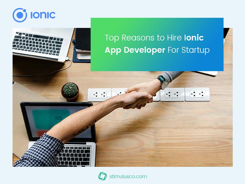 Ionic App Development company in india