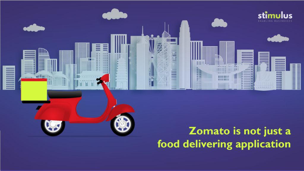 Zomato liked Mobile App Development