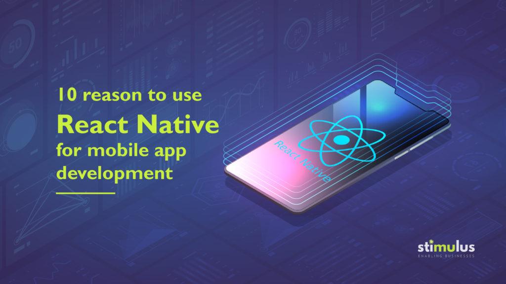 react native for app development